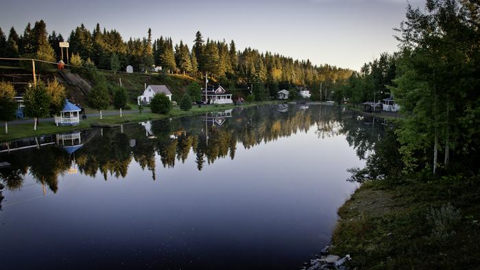 résidence lac